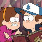 انیمیشن سریالی آبشار جاذبه Gravity Falls 2012-2016 دوبله فارسی
