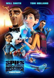 دانلود انیمیشن Spies in Disguise 2019 جاسوسان نامحسوس دوبله فارسی