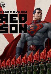دانلود انیمیشن سوپرمن پسر سرخ Superman Red Son 2020 دوبله فارسی