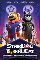 دانلود انیمیشن استارداگ و توربوکت StarDog and TurboCat 2019