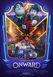 دانلود انیمیشن به پیش آنوارد Onward 2020 دوبله فارسی