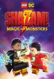 دانلود انیمیشن لگو شزم – جادو و هیولاها LEGO Shazam دوبله فارسی